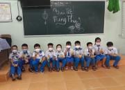 Trung thu 2021-2022 tại Trường Tiểu học Trương Hoành