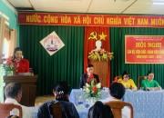 Hội nghị cán bộ, viên chức-Đoàn viên công đoàn trường tiểu học Trương Hoành năm học 2021-2022